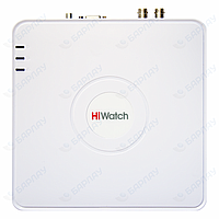 DVR HiWatch DS-H204Q+1 audio HD1080p (4MP)