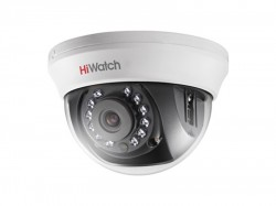 HiWatch DS-T201 2.8mm TurboHD 2MP IR 20m